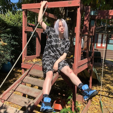 Billie Eilish Gucci Estilo 04