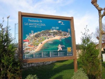 Recorriendo la Península de la Magdalena en Santander: a pie, en trenecito o en segway