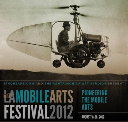 LA Mobile Arts Festival 2012