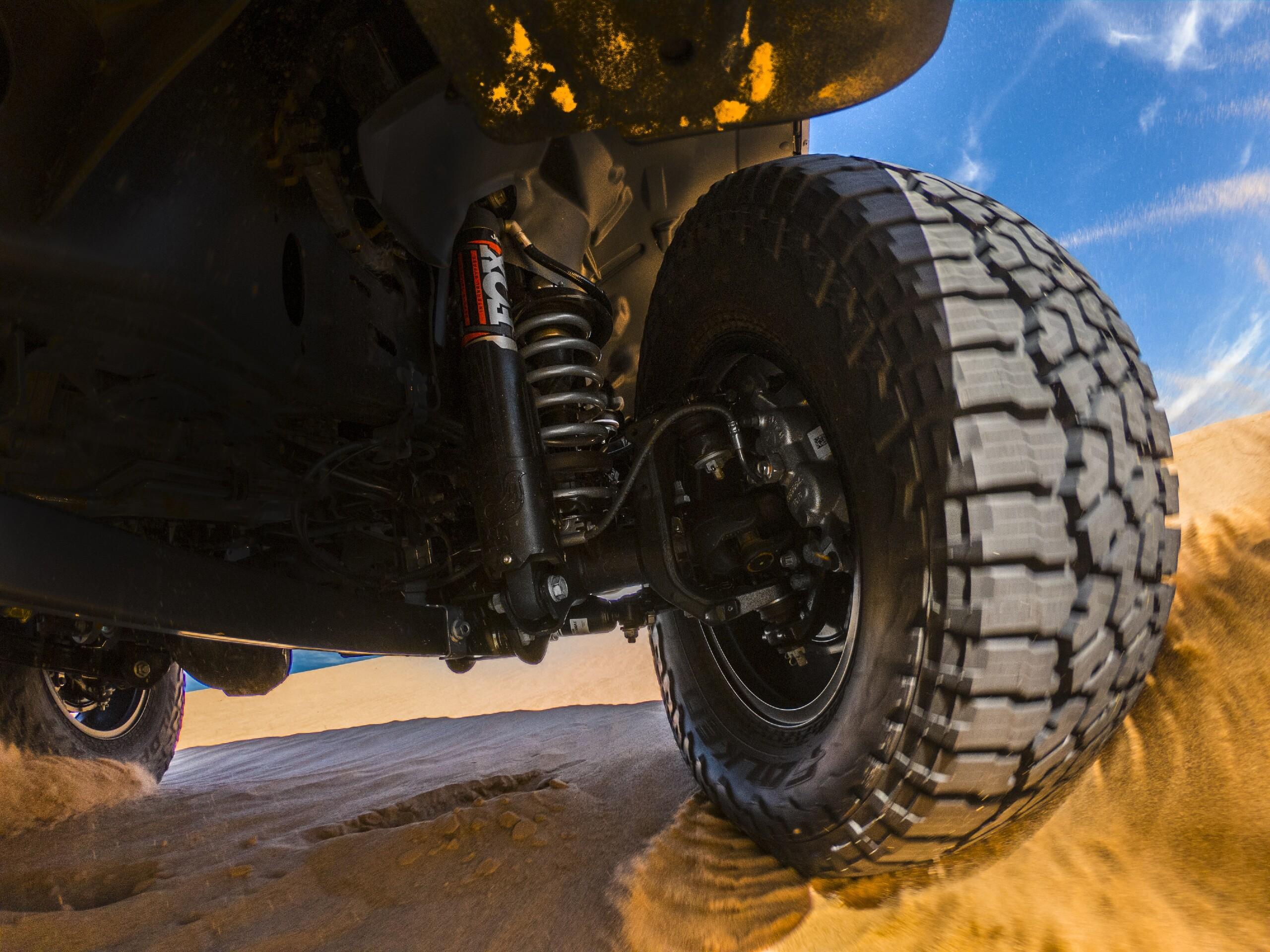 Foto de Jeep Gladiator Mojave 2021 (3/11)