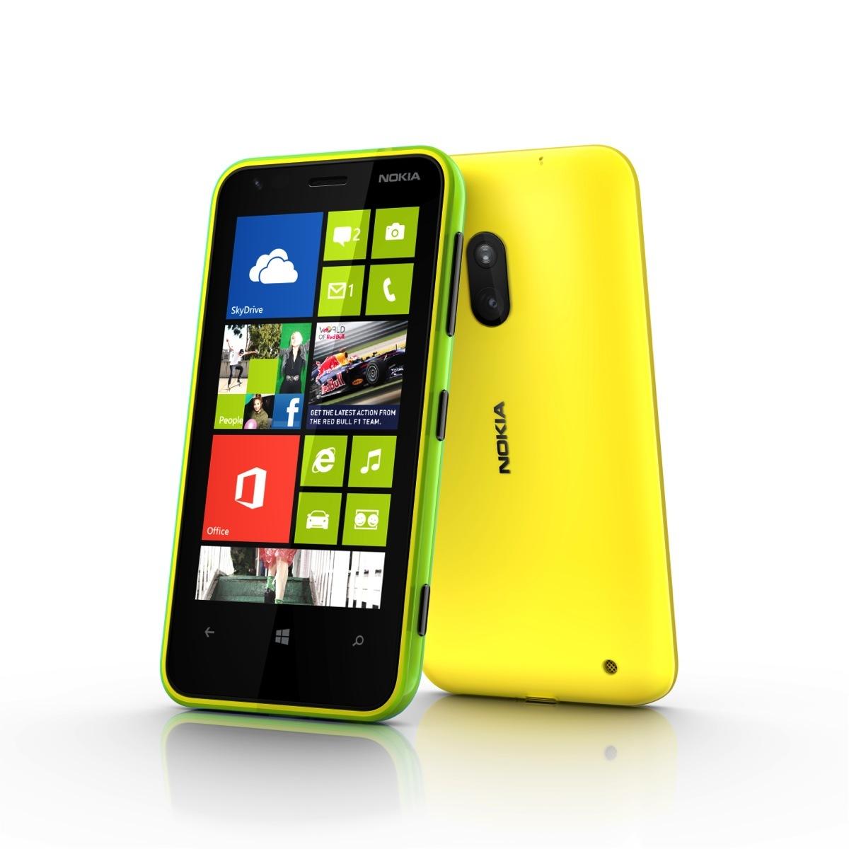 Nokia Lumia 620, imágenes oficiales