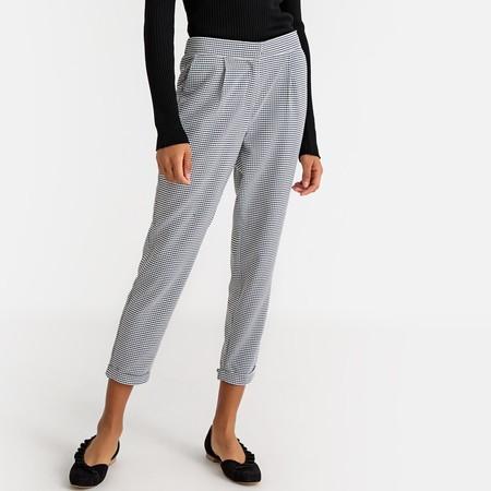 pantalon cuadros vichy
