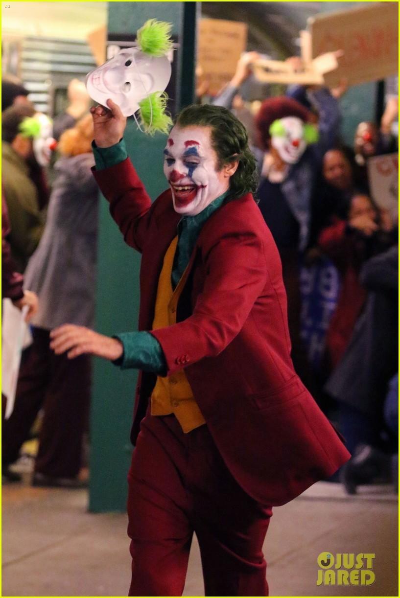Foto de 'Joker': imágenes del rodaje (6/8)