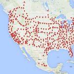 Tesla doblará este año el número de supercargadores en Estados Unidos