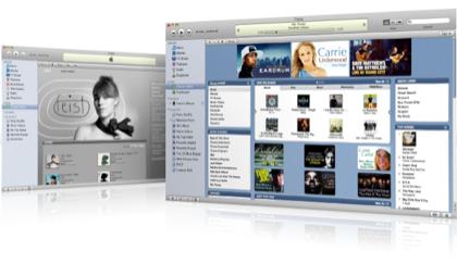 iTunes ya es la primera tienda musical de USA