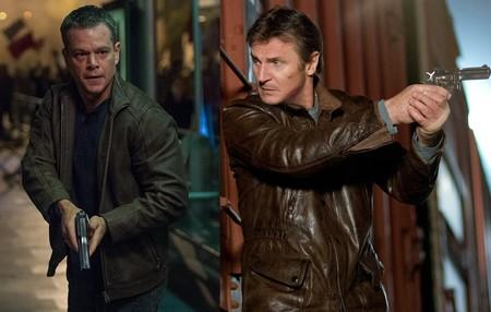 Liam Neeson y Matt Damon se dejarán seducir por el motociclismo en 'Isle of Man'