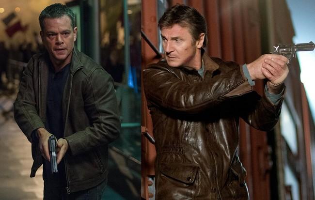 Matt Damon Liam Neeson