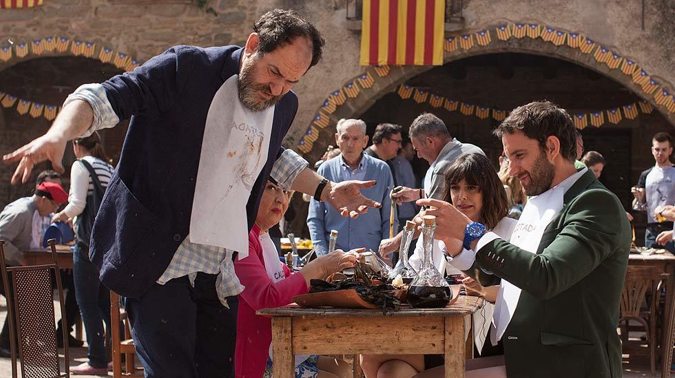 'Ocho apellidos catalanes', primeras imágenes