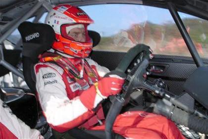 Mínima ventaja para Loeb tras la 1ª etapa en Córcega