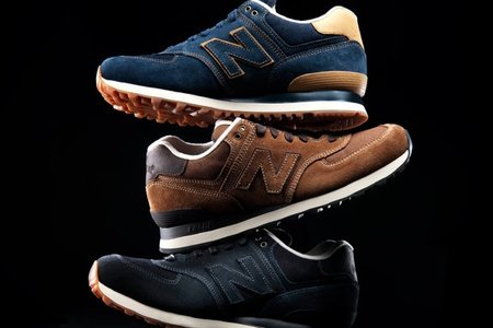 New Balance rediseña su mítico modelo 574 para la colección Workwear