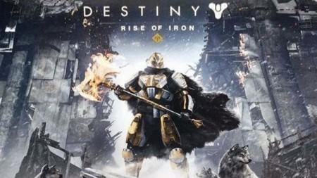 Rise of Iron, la gran expansión de Destiny llegará en septiembre