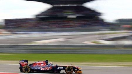 GP de Alemania F1 2011: Jaime Alguersuari no llega a los puntos a pesar de una buena carrera