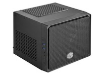 Cooler Master pone a la venta gabinete Elite 110 mini-ITX por 50 dólares