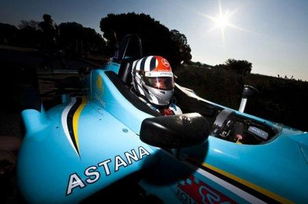 Dani Juncadella continuará en las F3 Euroseries
