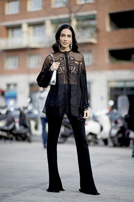 Pantalones Negros Asos 2