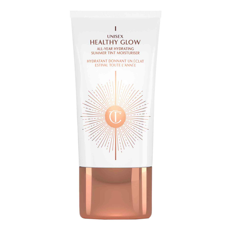 Crema hidratante con color unisex Healthy Glow de Charlotte Tilbury