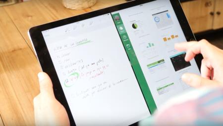 Multi tarea, iPad Pro