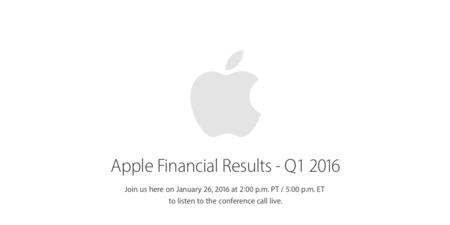 Apple desvelará incógnitas el 26 de enero anunciando los resultados del trimestre