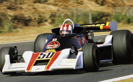 Kunimitsu Takahashi GP Japón 1977