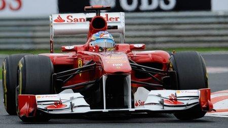 GP de Hungría F1 2011: Fernando Alonso solo consigue ser quinto, y es superado por Felipe Massa