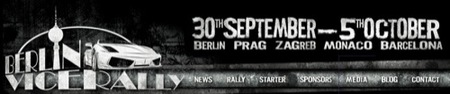 Berlin Vice Rally, otro rally de lujo con final en Barcelona