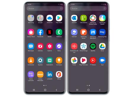 Samsung Galaxy S20plus 04 Apps Fabrica