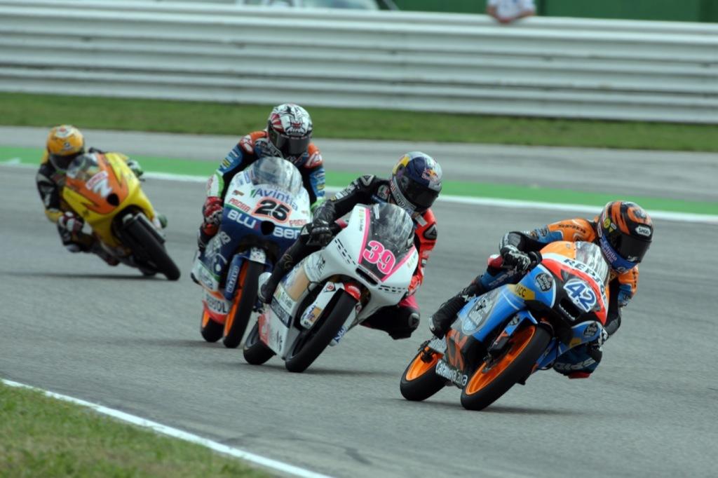Foto de Galería del GP de San Marino: Moto3 (1/27)