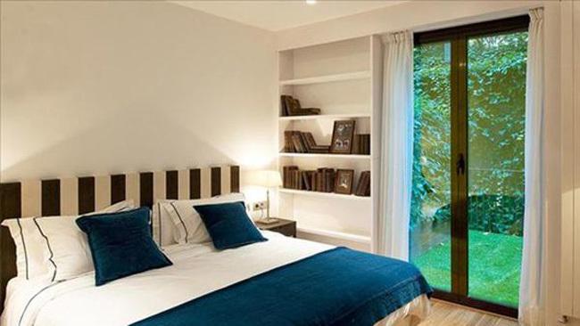 Casa messi - dormitorio
