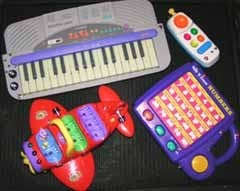 Proyecto para mejorar el sonido en los juguetes