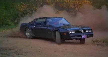 Pontiac Firebird Trans Am - Smokey and the Bandit
