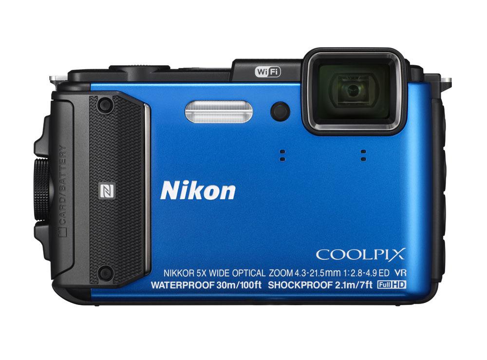 Foto de Nikon Coolpix AW130 y S33, renovación en la gama aventurera de Nikon (3/9)