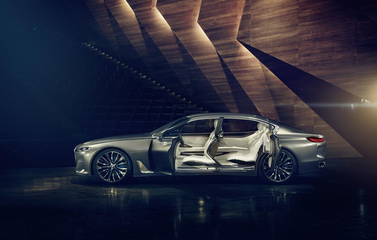 Foto de BMW Vision Future Luxury (21/42)