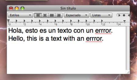 Truco: Activa la corrección ortográfica para varios idiomas simultáneamente