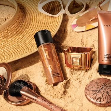 Así es MAC Bronzer la colección de maquillaje en edición limitada que eleva el tono bronceado de la piel a otro nivel