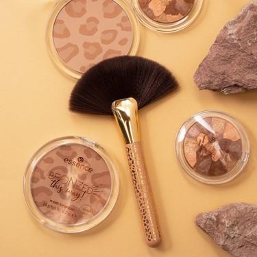 Bronzed this way! de Essence es la colección de maquillaje perfecta para brillar este verano, con precios no superan los 10 euros
