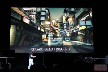 NVidia muestra Dead Trigger 2 para Tegra 4. Actualizamos con mejores imágenes