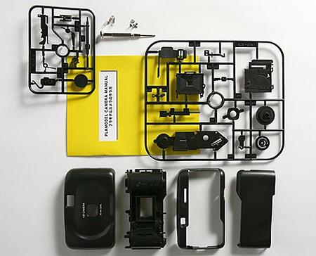 ¿No sabes cómo es una cámara por dentro? ¡Constrúyete una!
