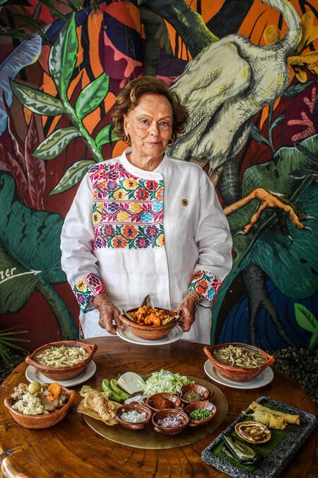 Susana Palazuelos Pozole Chilapa Guerrero