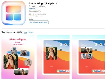 Photo Widget Simple