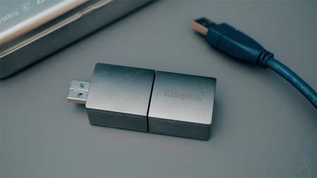 Kingston DataTraveler Ultimate GT, análisis: 2TB de memoria pero 1.800 euros