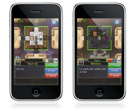 ¿Echas de menos los videojuegos de aventura? Crea los tuyos con tu iPhone y Somni Game Maker