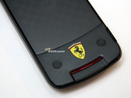 Moto V9 Ferrari Edition