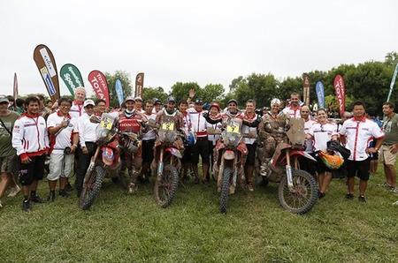 Hrc1 Etapa13 Dakar2015