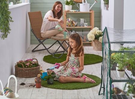 Renueva tu terraza y dale protagonismo a los suelos con estas ideas de Leroy Merlin