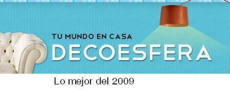 Lo mejor de 2009 en Decoesfera