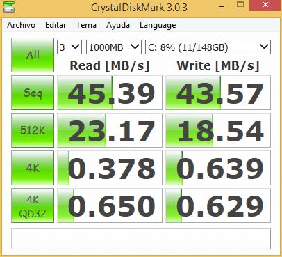 Foto de Pruebas rendimiento HD vs SSD (5/8)