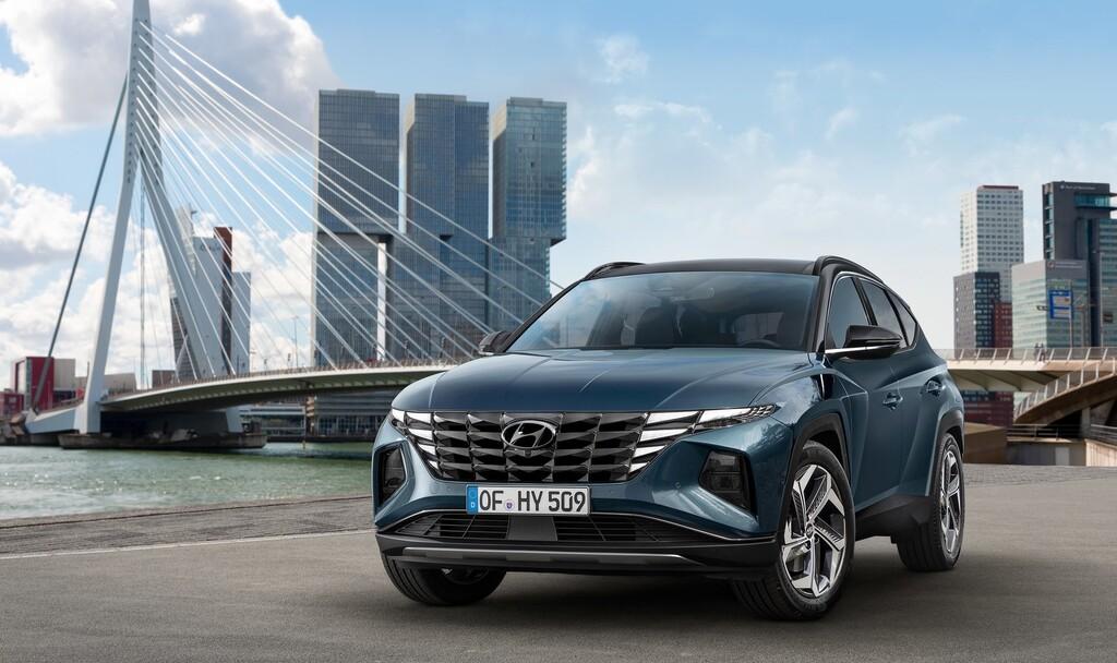 Nuevo Hyundai Tucson: el SUV más vendido de Hyundai se estrena ahora también como coche híbrido o mild hybrid