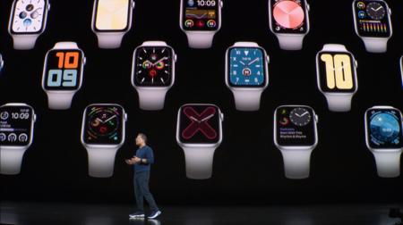 Nuevo Apple Watch Series 5: con una nueva pantalla y más centrado en la investigación de la salud