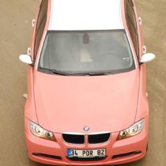 Foto 13 de 13 de la galería pudracar-taxi-rosa en Motorpasión