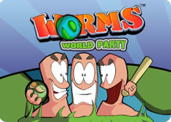 Worms World Party para N-Gage